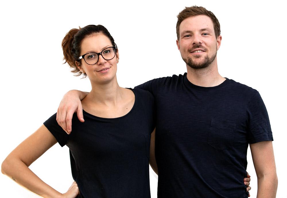 Madlen und Ben von RonnyRakete.de