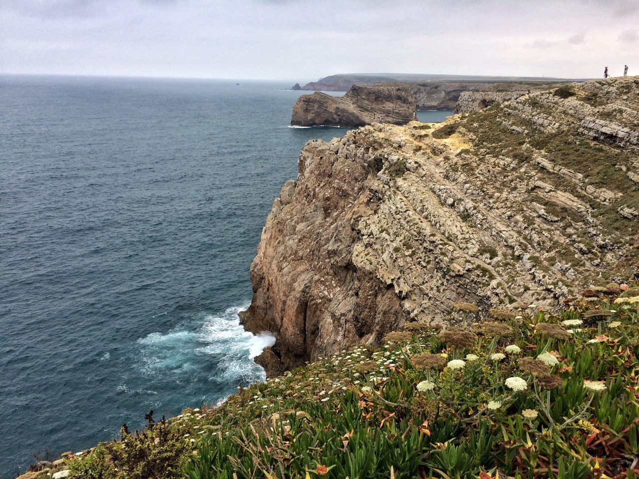 Sagres an der Algarve - Roadtrip Portugal