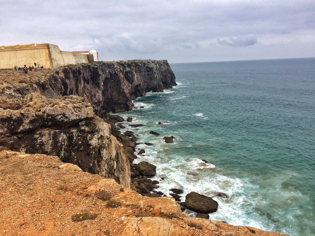 Sagres an der Algarve Roadtrip Portugal