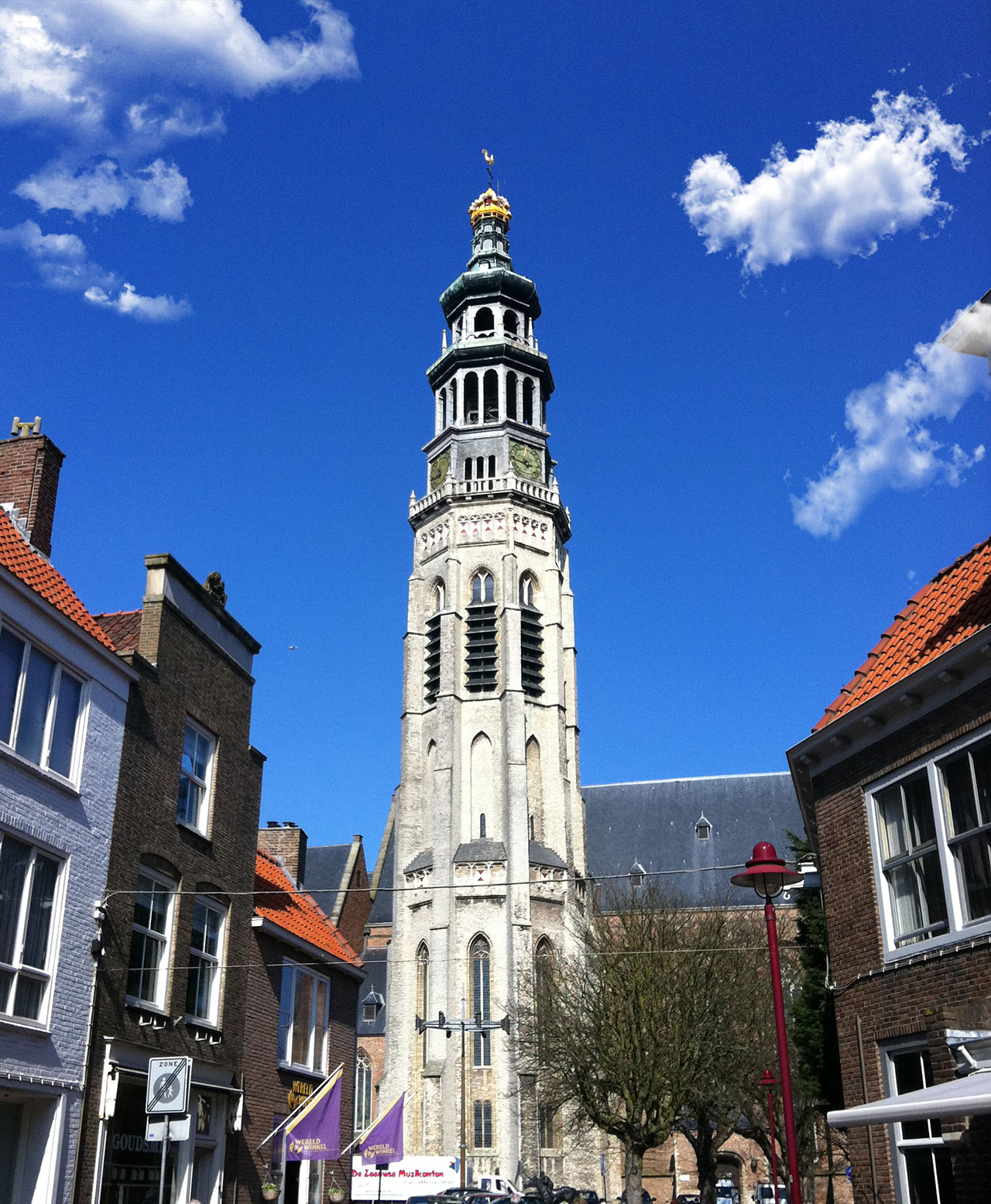 Der Lange Jan in Middelburg
