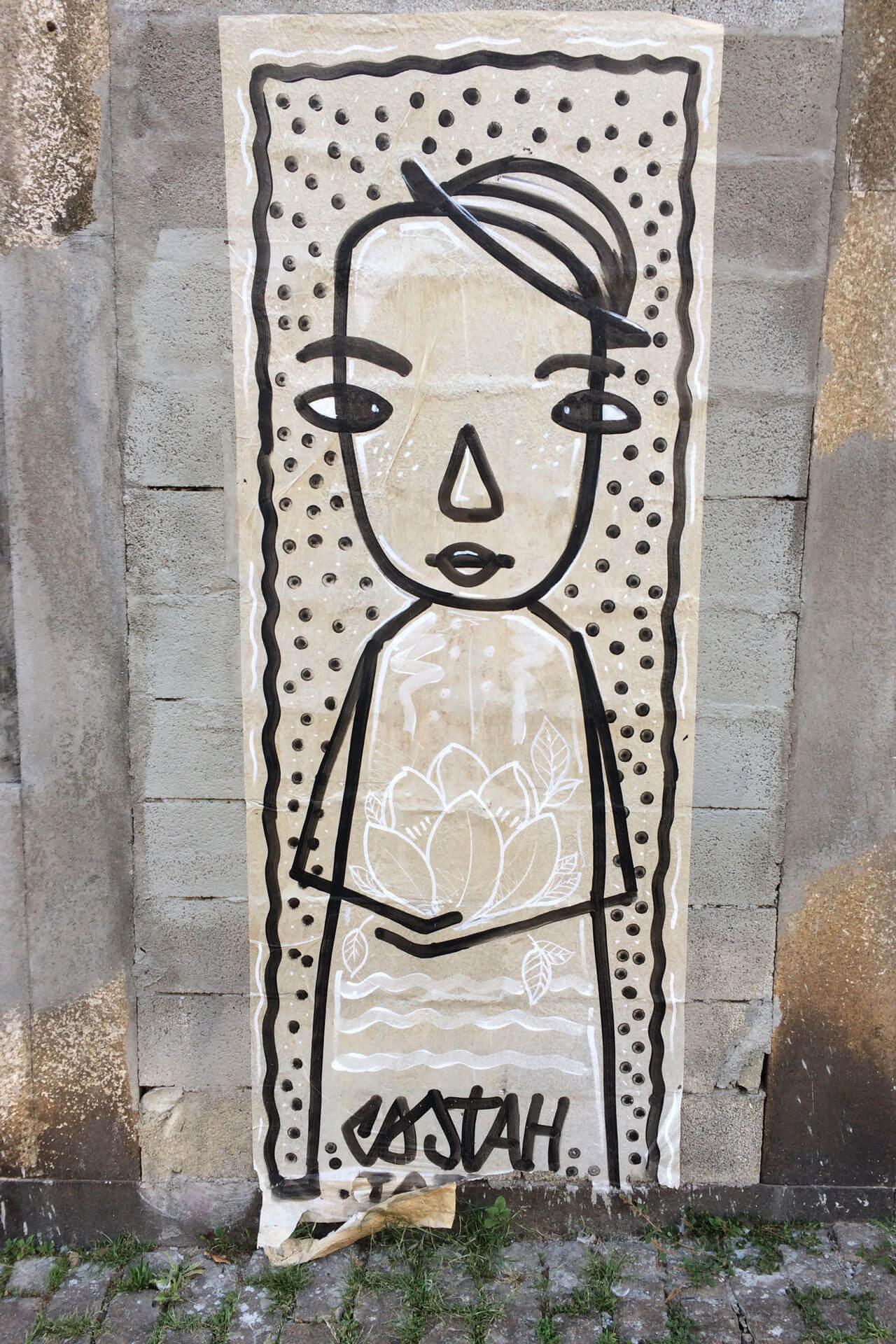 Streetart in Porto - Portugal