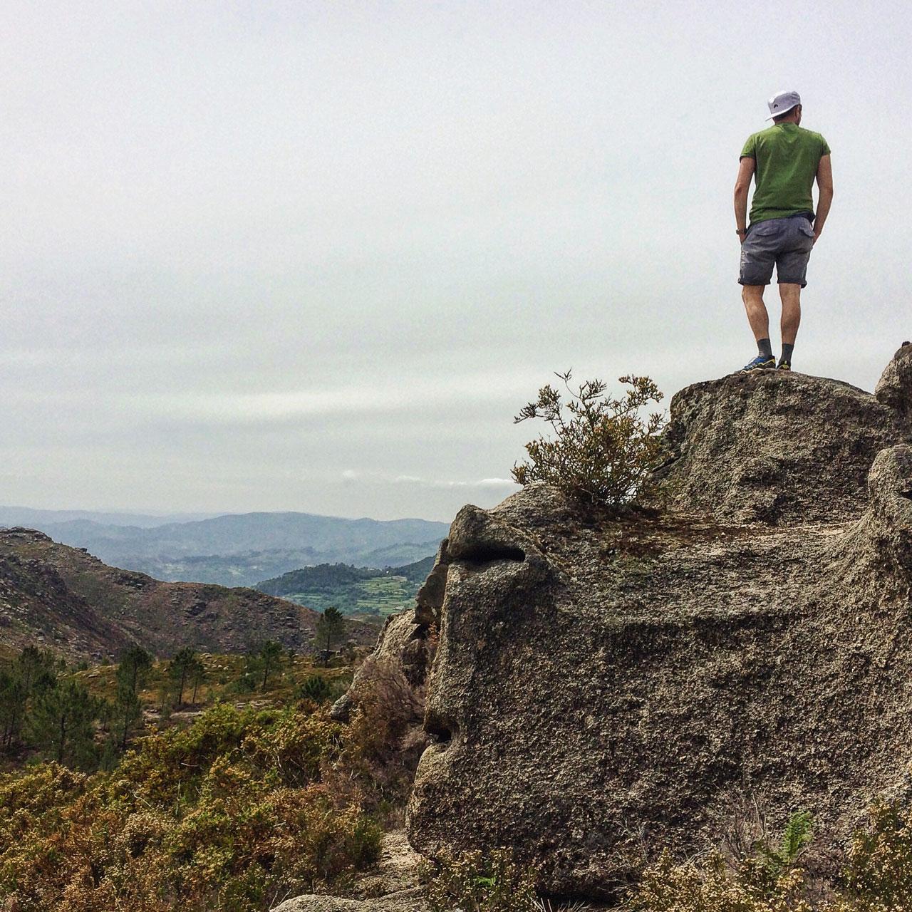 Wanderung in Portugal Peneda Geres