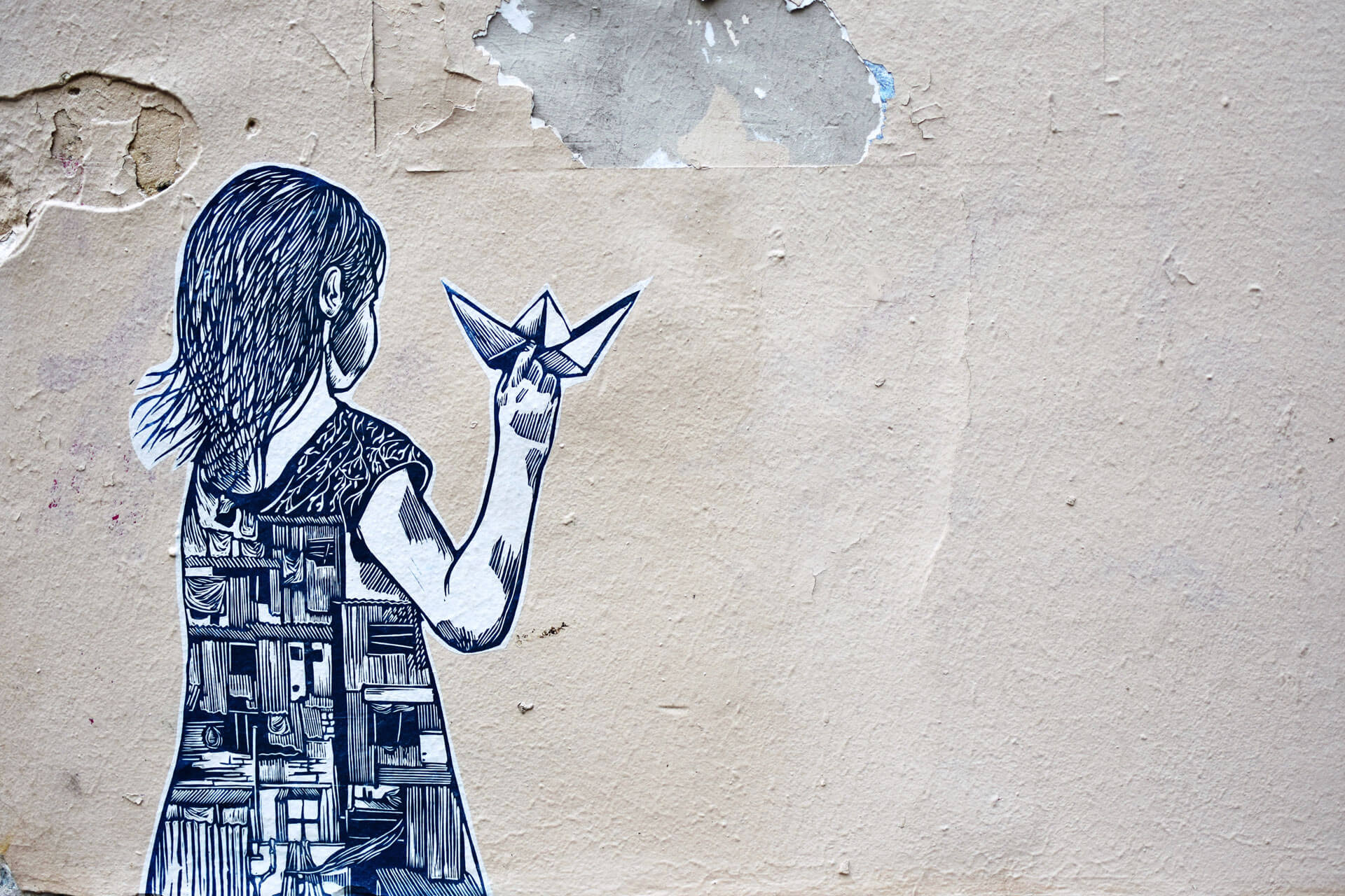 Streetart in Montmartre