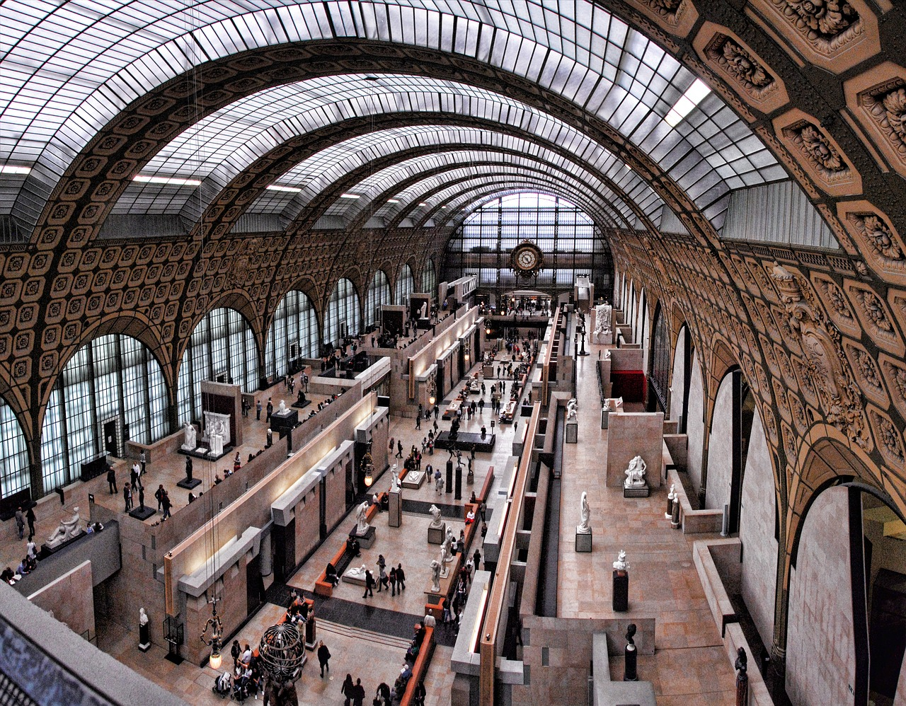 Paris Frankreich Museum