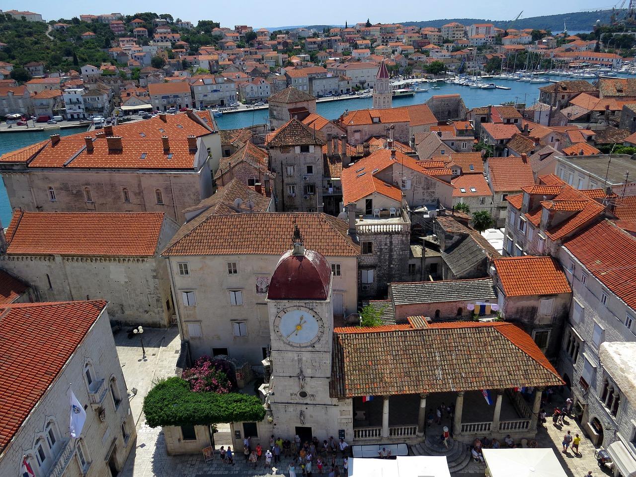 Altstadt von Trogier