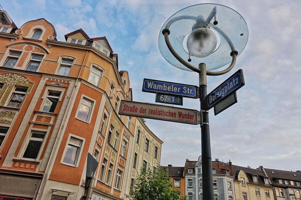 Borsigplatz in Dortmund