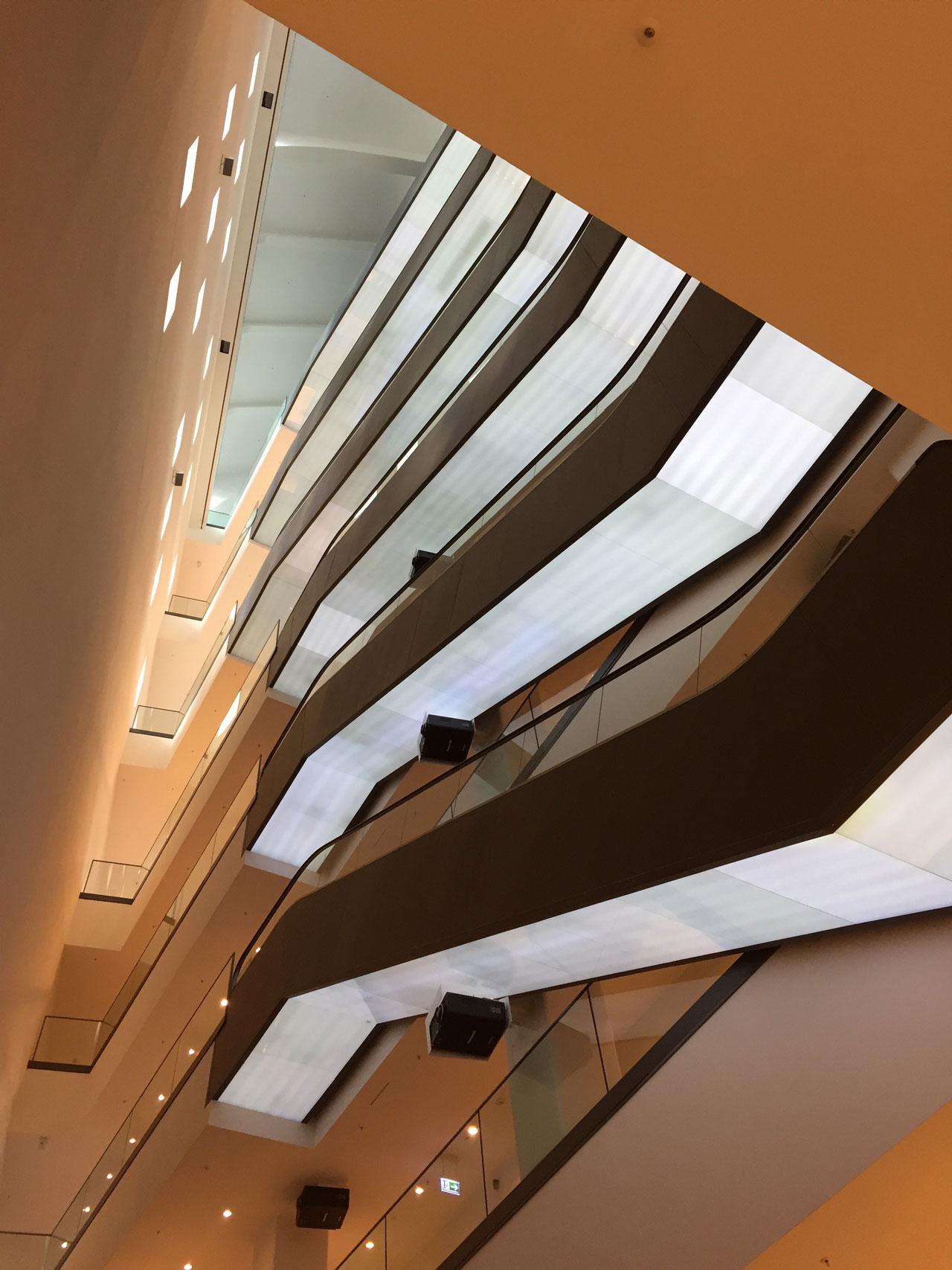 Architektur des Dortmunder U