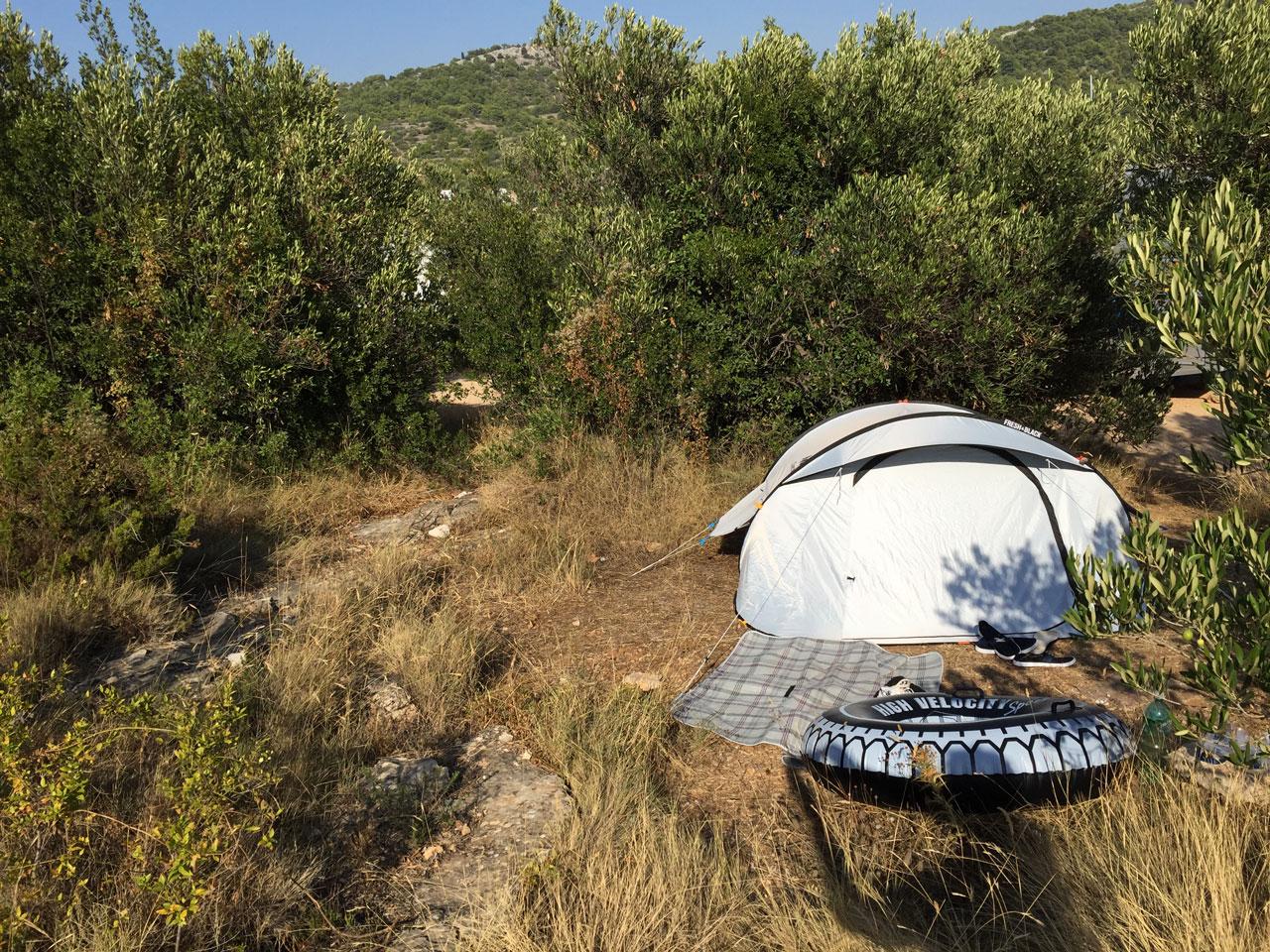Camping Kosirina Kroatien