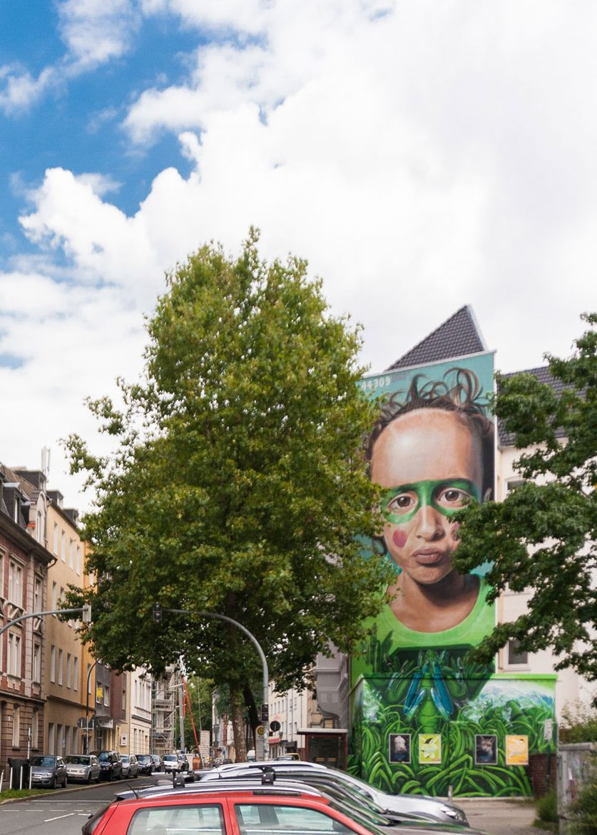 Streetart in Dortmund