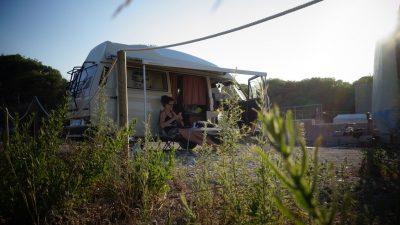 Ein Roadtrip mit dem Bus über Mallorca