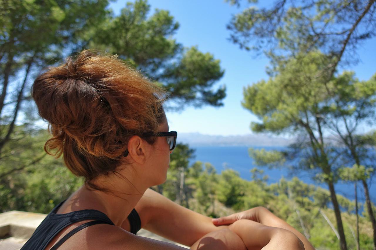 Ausblick La Victoria auf Mallorca