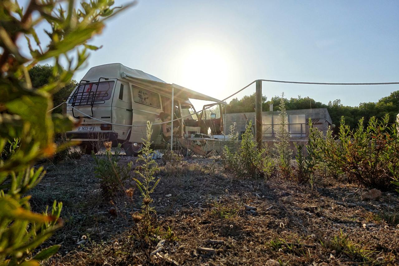 Camping Mallorca Vanlife