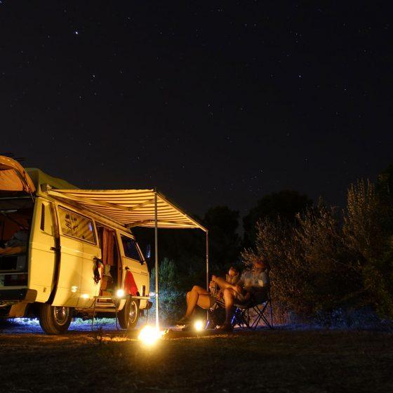 Roadtrip Mallorca Van