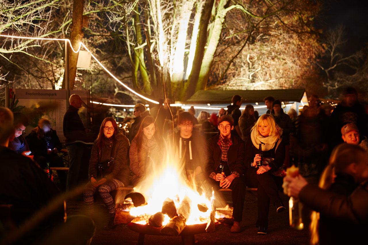Fredenbaumpark Weihnachtsmarkt, Spectaculum