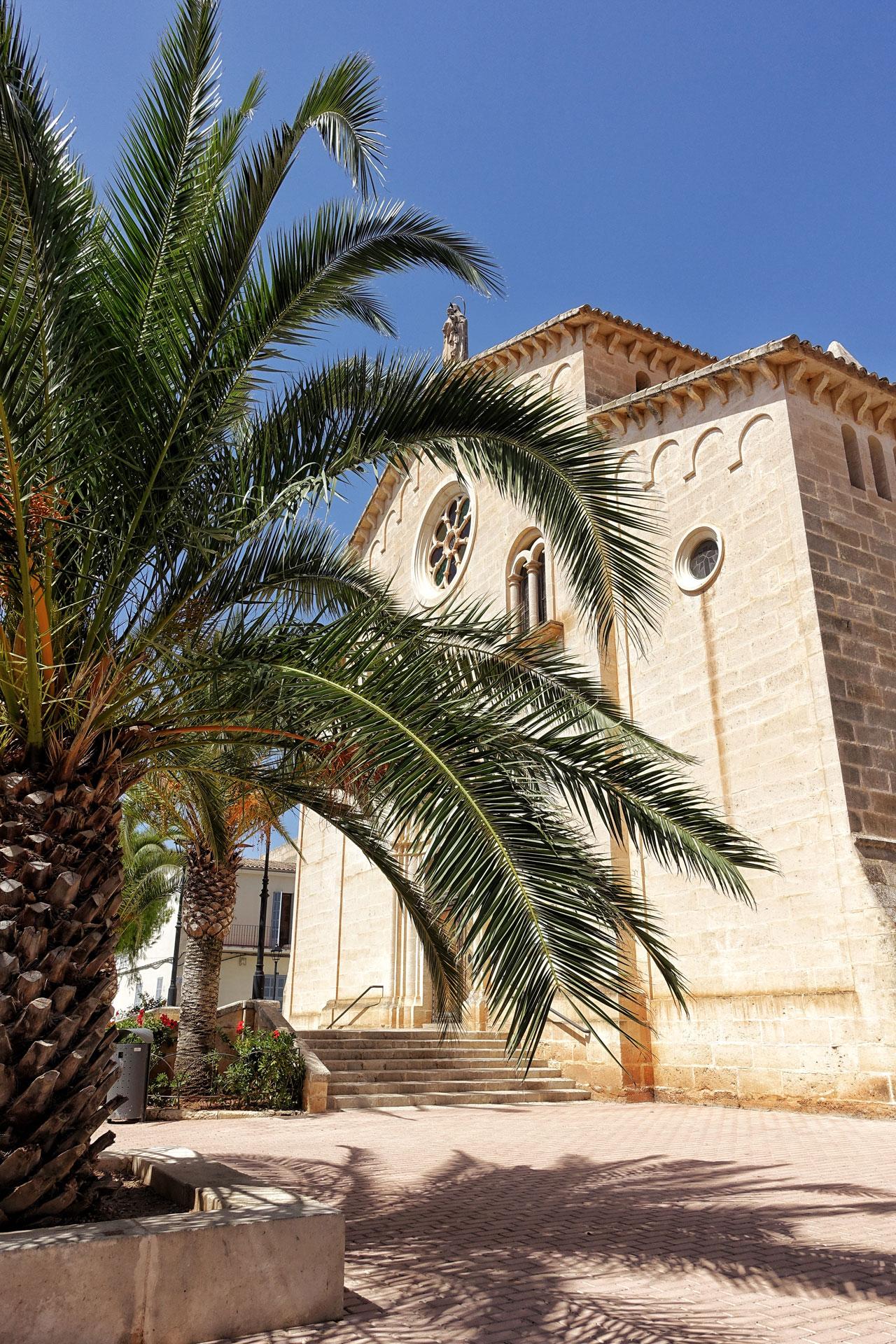 Kirche in Porto Cristo