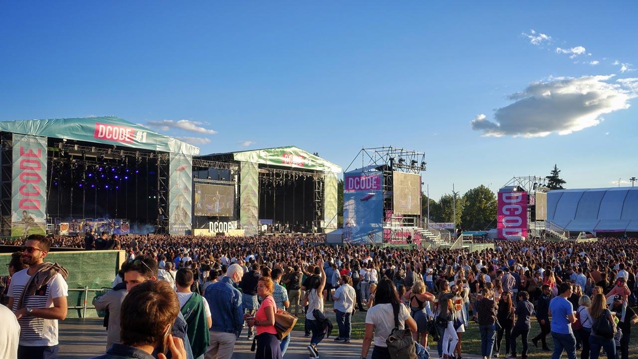 DCODE Festival in Madrid