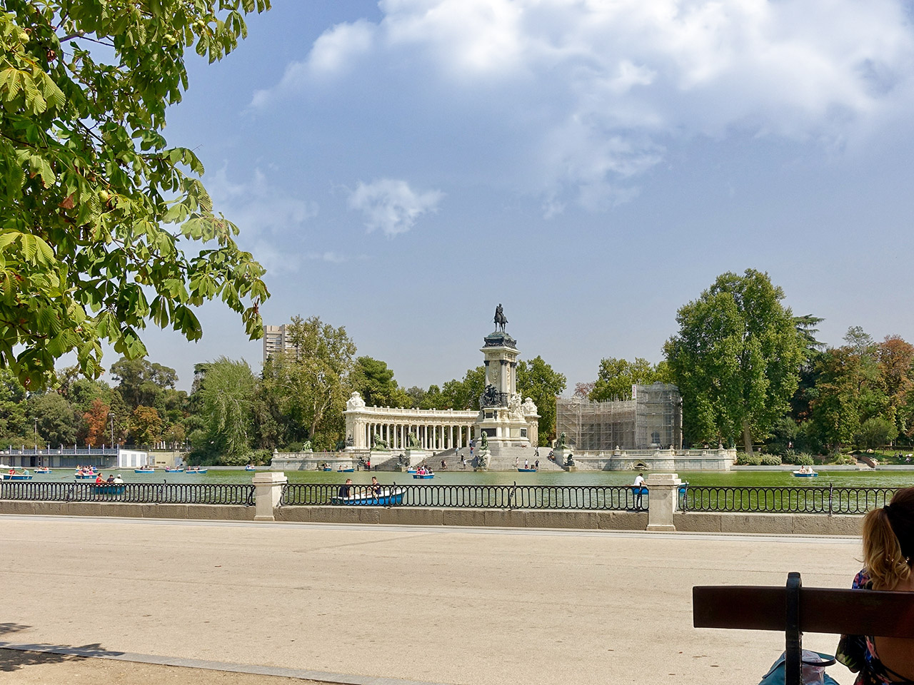 Monument für Alfons XII