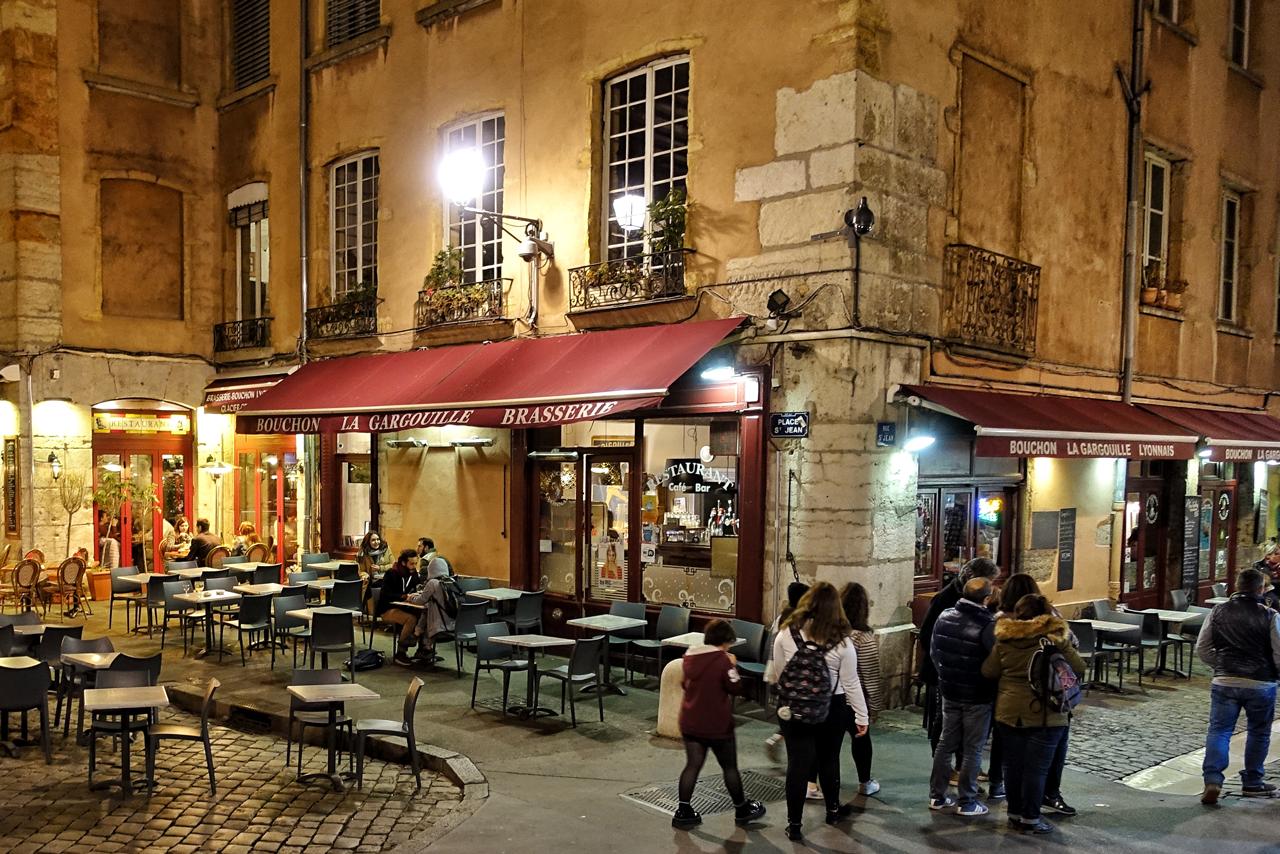 Vieux Lyon Bouchon