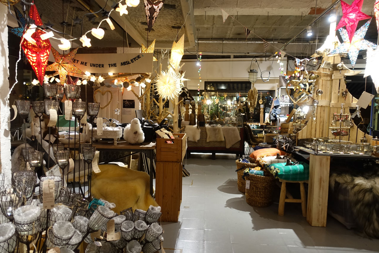 Shoppen in Haarlem Holland