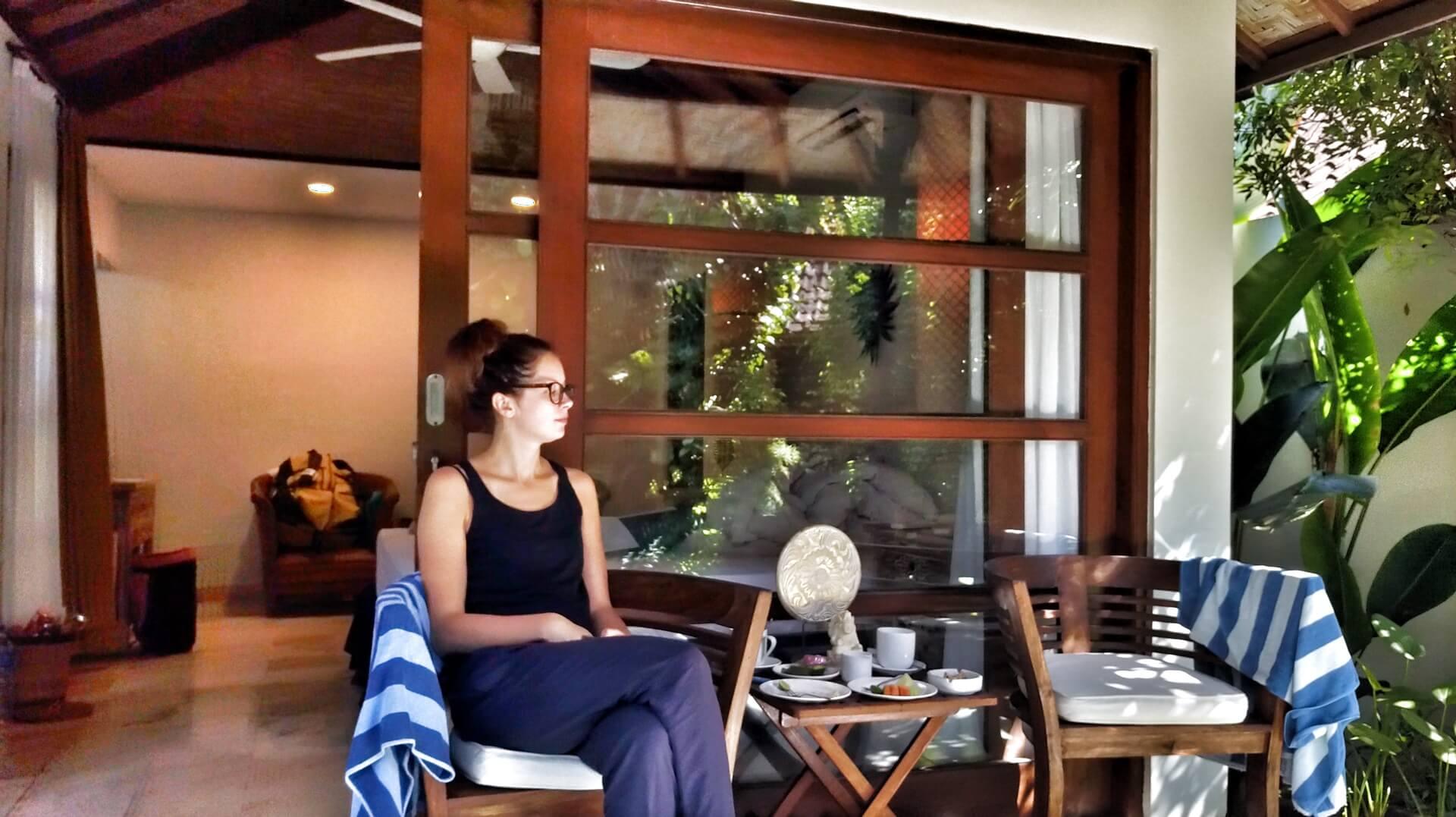 Bali Candidasa Unterkunft