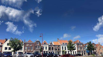 Middelburg Holland Niederlande