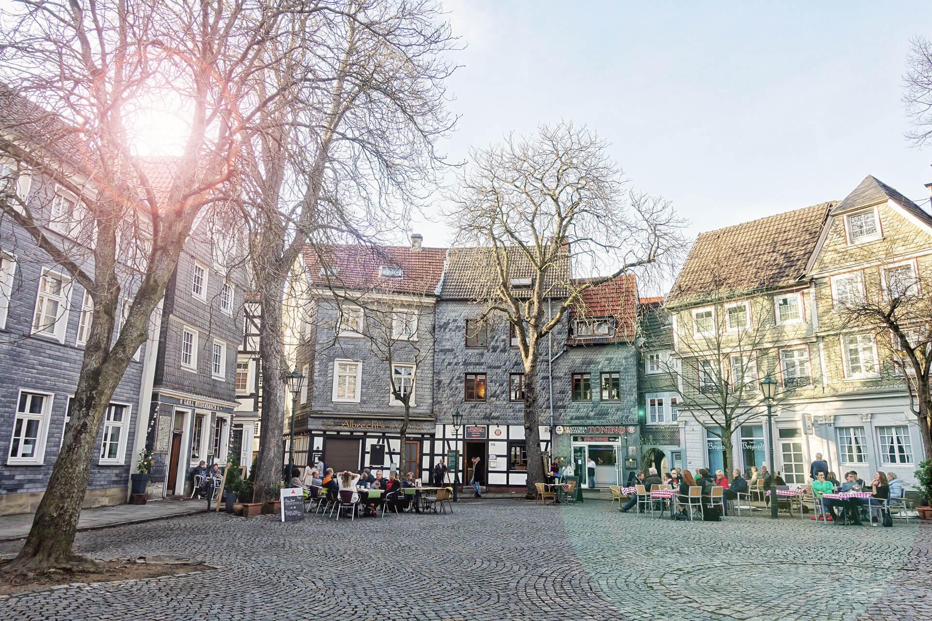 Kirchplatz Hattingen