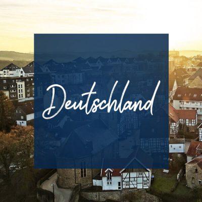 Länder Übersicht Deutschland RonnyRakete