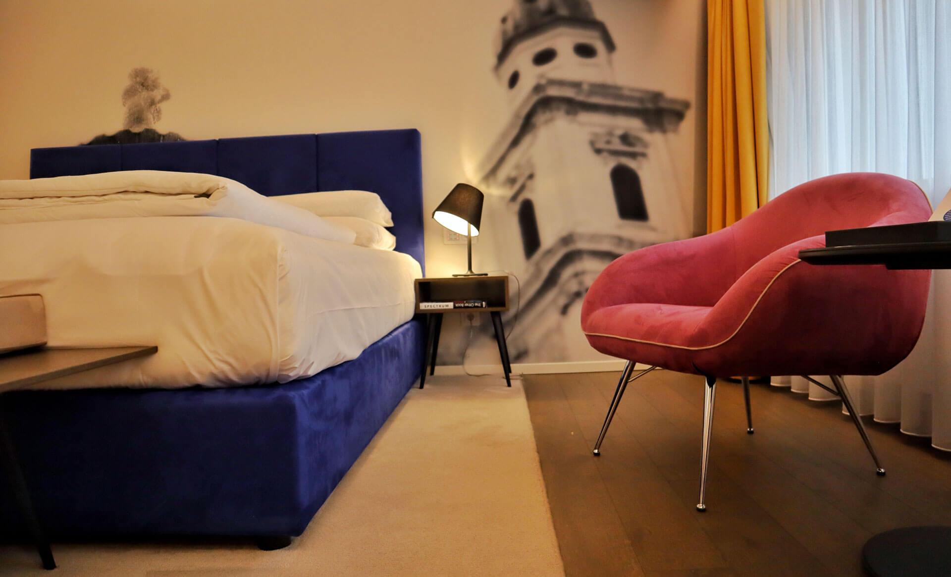ZImmer im Hotel Stein in Salzburg