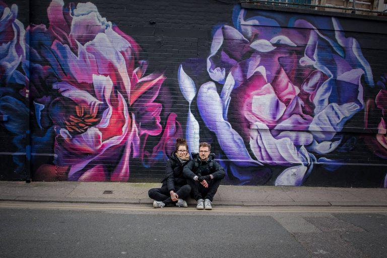 Brighton Streetart RonnyRakete Wir