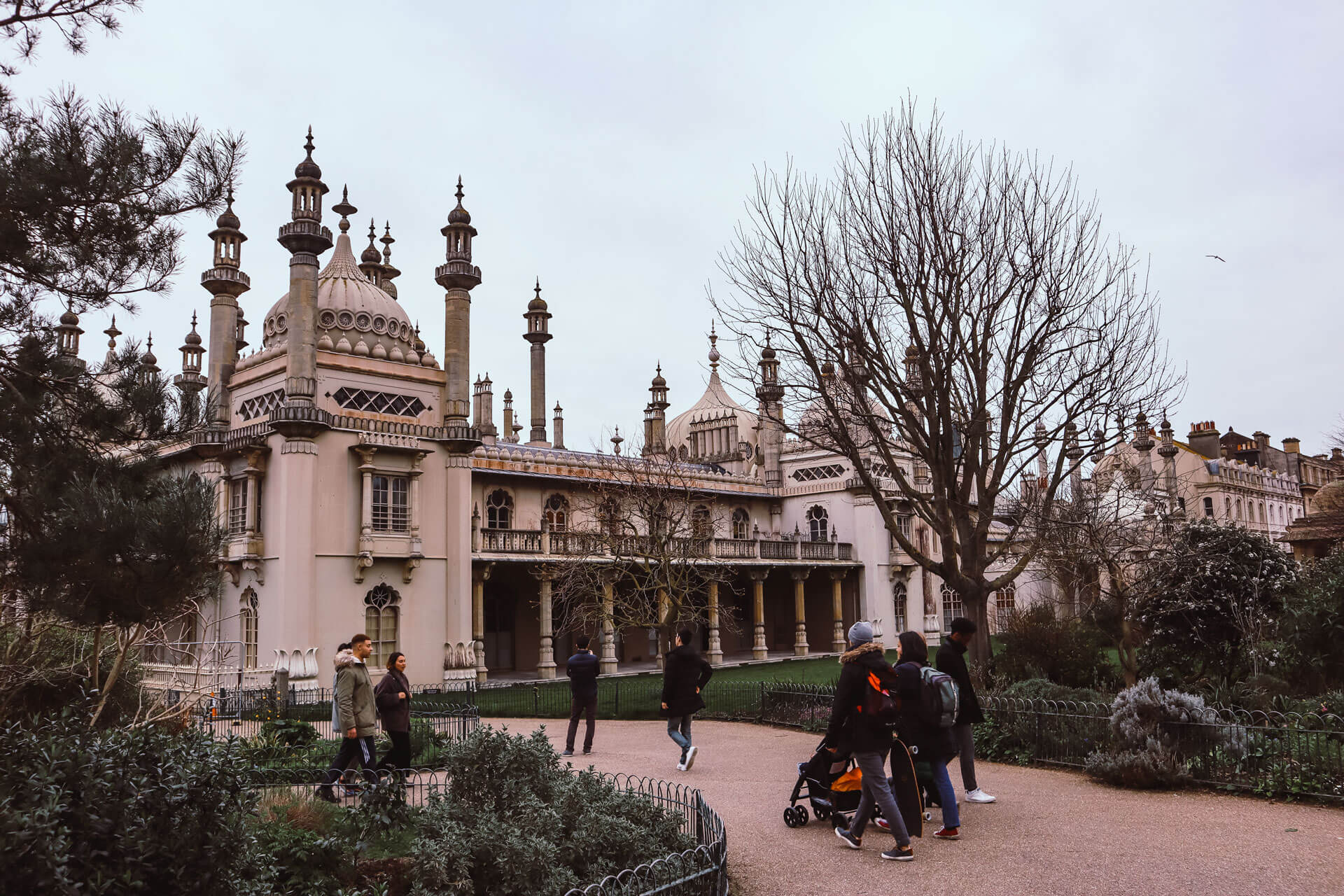 Rpyal Palace in Brighton