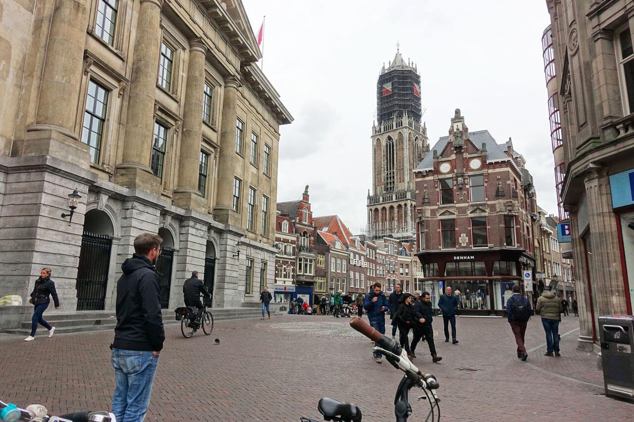 Utrecht Domturm