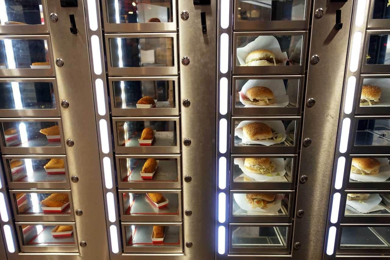 Febo Automat Amsterdam Holland