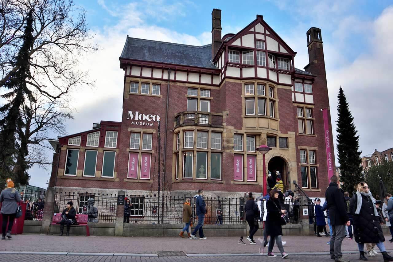 Amsterdam Moco Museum Villa