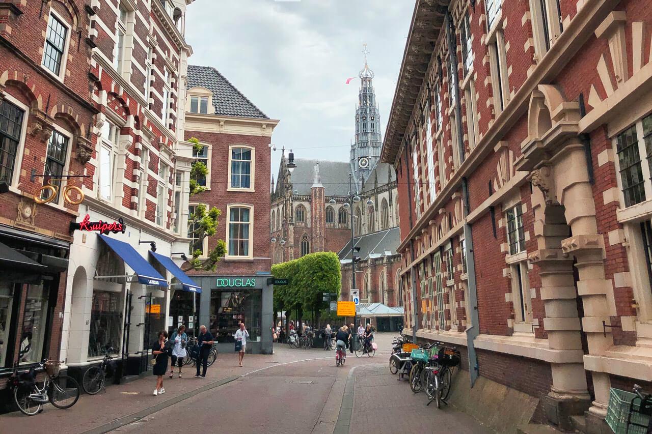 Haarlems Innenstadt