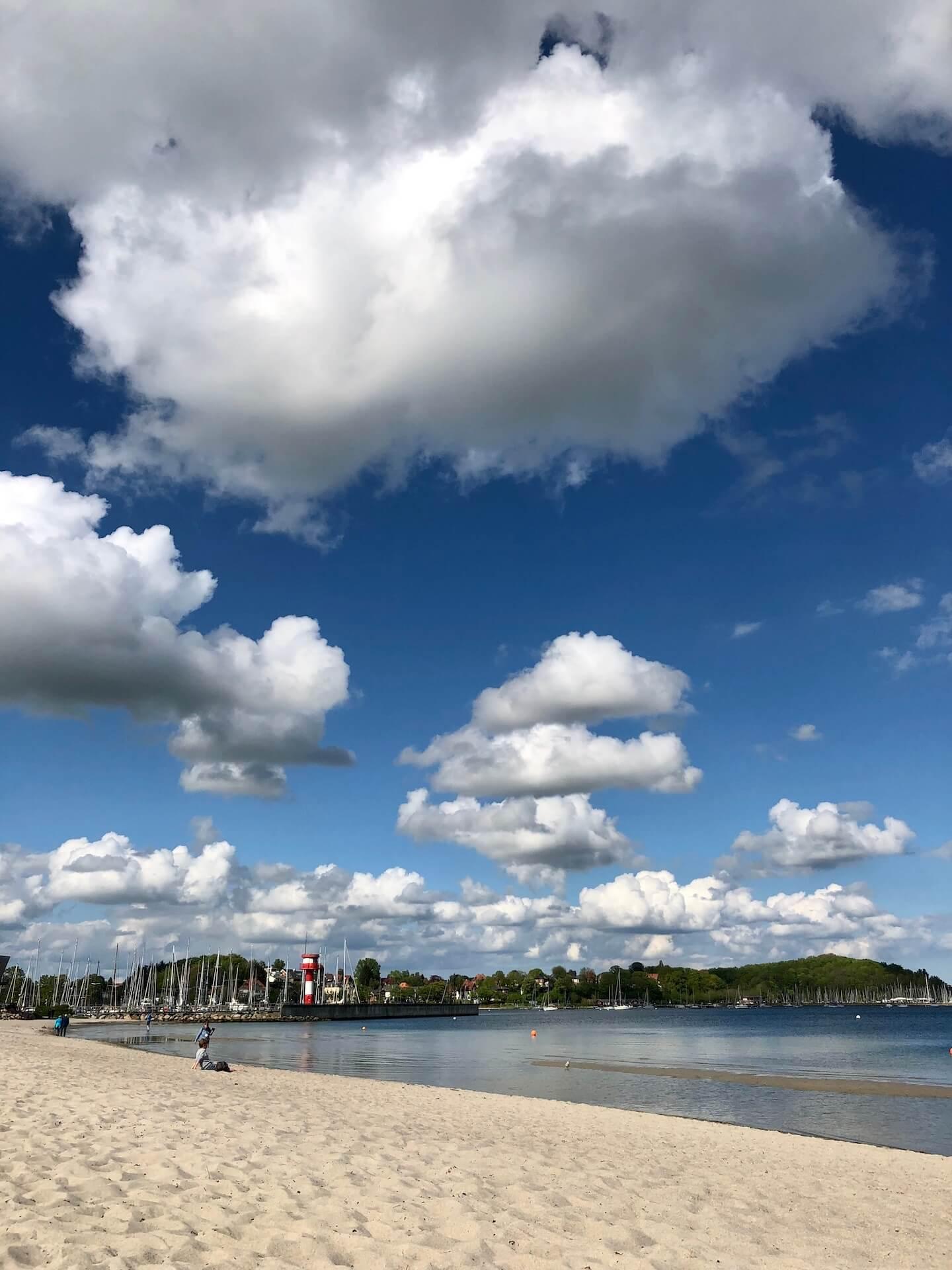 Eckernförde Tipps: Eckernförder Bucht Strand